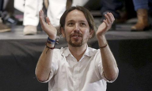 Pablo Iglesias. / EFE
