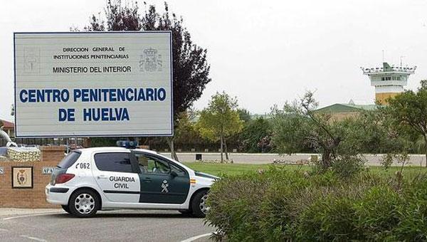 Prisión de Huelva. / EFE