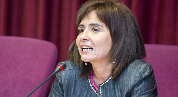 Silvia Oñate. / El Correo
