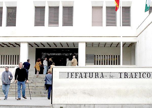 Autoescuelas de toda espa a pedir n hoy el fin del - Jefatura provincial de trafico madrid ...