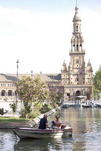 Plaza de España. / Manuel R.R.