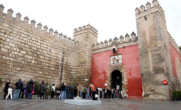 Reales Alcázares. / Gregorio Barrera