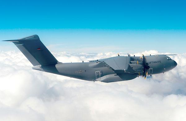 El A400M entregado a Alemania. / Airbus