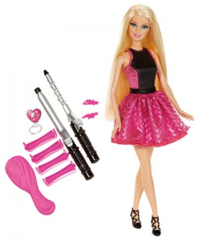 Barbie peluqueria