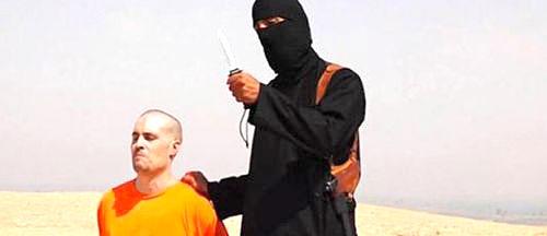 Imagen del periodista James Foley, antes de ser decapitado. / EFE