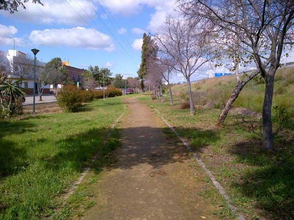 Sevilla zona agrícola