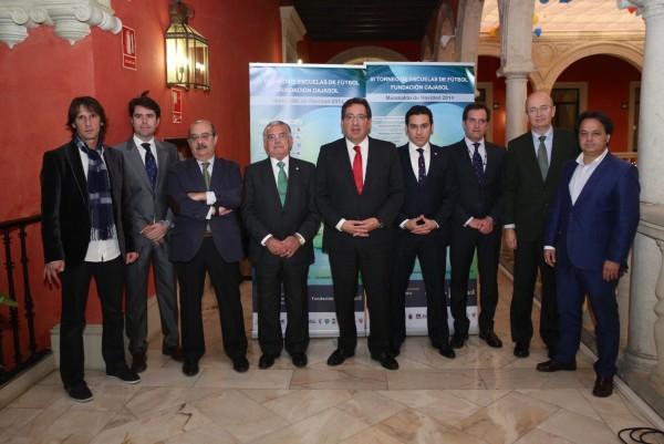 La Fundación Cajasol presenta la III Edición del Torneo de Escuelas de Fútbol