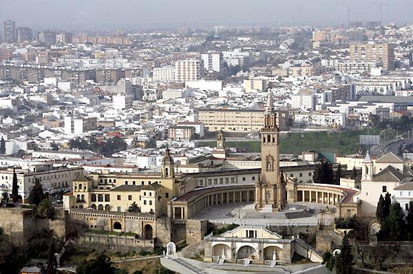 Vista de San Juan de Aznafarache, que se ha acogido a dos líneas de financiación. / Javier Cuesta