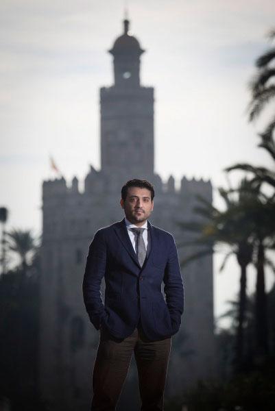 Sergio Martín. / Pepo Herrera