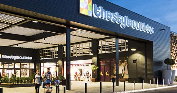 Sevilla Aeropuerto The Style Outlets. / El Correo
