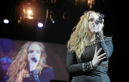 Coraluna, una embajadora excepcional de la música española en Rusia. / El Correo