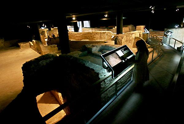 Museo funcionando en 2009. / Antonio Acedo