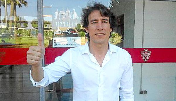 Ángel Luis Catalina. / El Correo