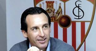 El entrenador del Sevilla, Unai Emery. Foto: SFC.