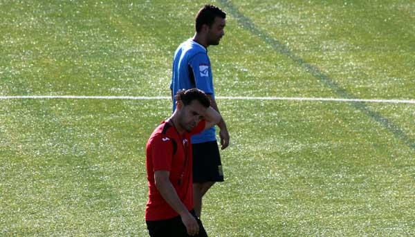 Dioni Arroyo, en la imagen, sustituyó a Ángel Gómez al frente del UP Viso. / EDD