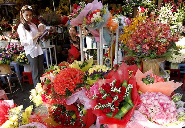 La Nochebuena en Japón se convierte en un segundo San Valentín. / EFE