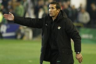 Juan Merino, técnico del Betis. Foto: RBB.