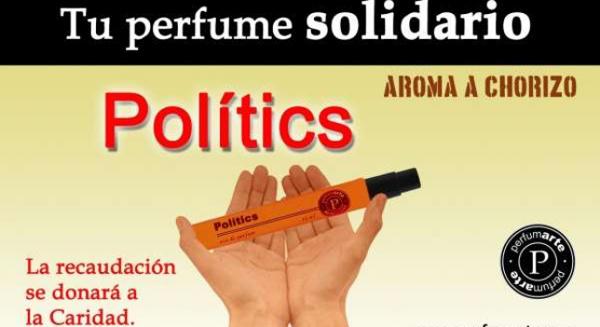 Imagen de la campaña de 'Politics'.