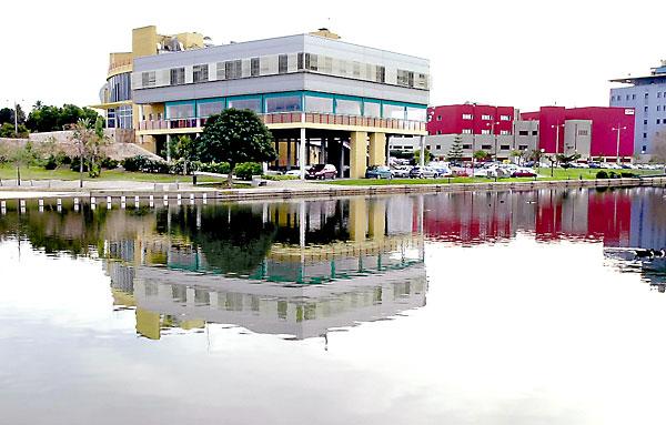 Parque Tecnológico de Andalucía (PTA) en Málaga. / EFE