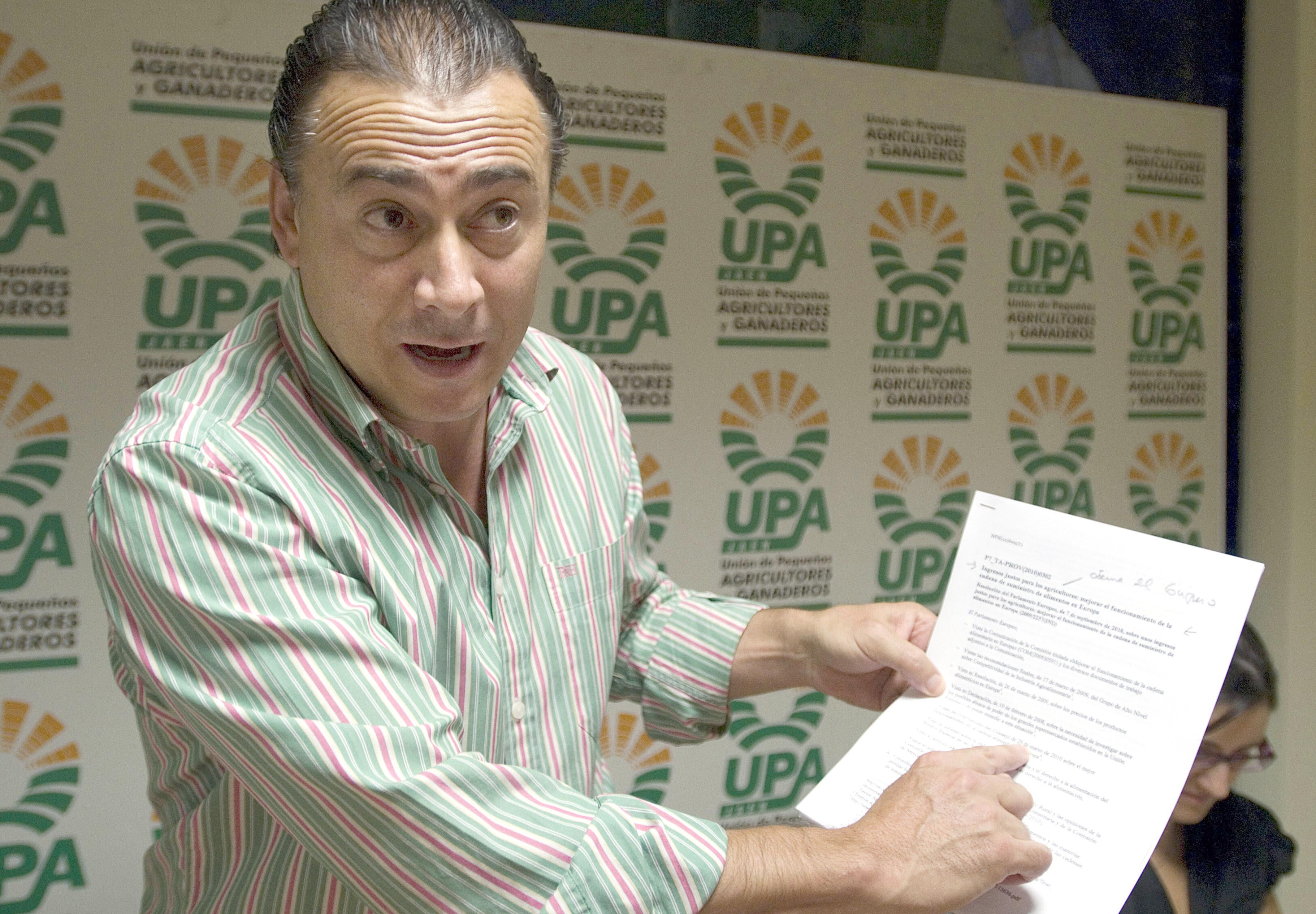 UPA EXIGE CONSIDERAR RECOMENDACIONES DEL PARLAMENTO EUROPEO A LOS GANADEROS