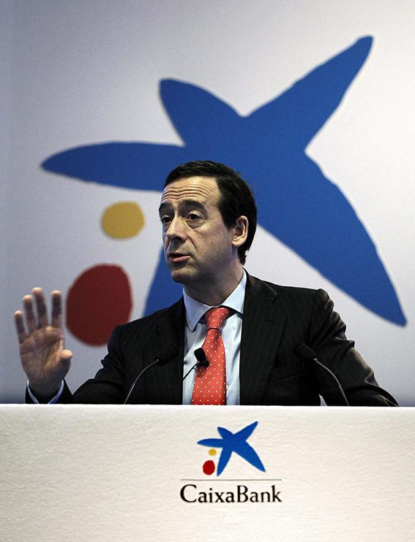 CAIXABANK ALCANZA EN 2014 UN BENEFICIO NETO DE 620 MILLONES DE EUROS