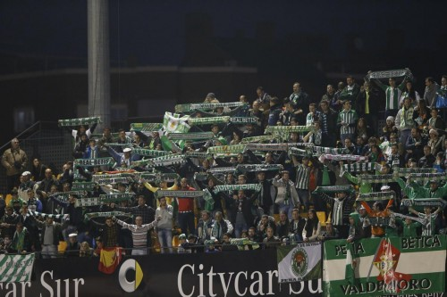 AD Alcorcón - Real Betis. Liga Adelante league, match 19