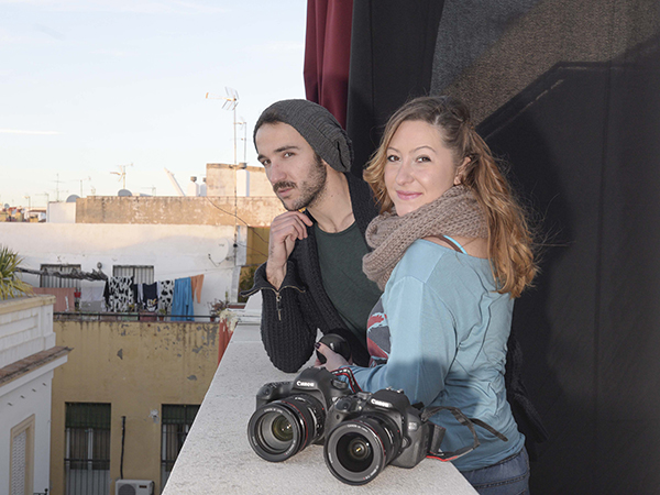 Sevilla 29-12-2014 Emprendedores Pedro e irene (alameda)foto: Inma Flores