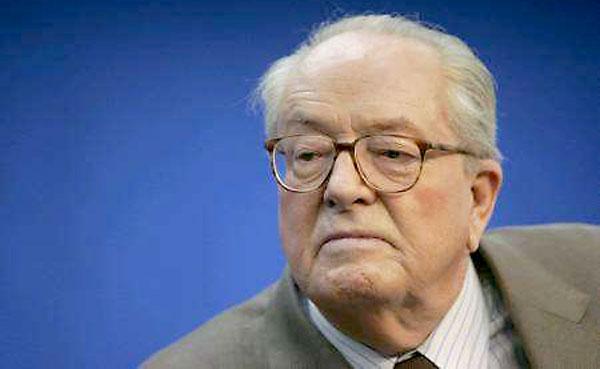 Jean-Marie Le Pen. / El Correo