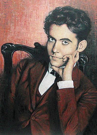 Federico García Lorca. / El Correo