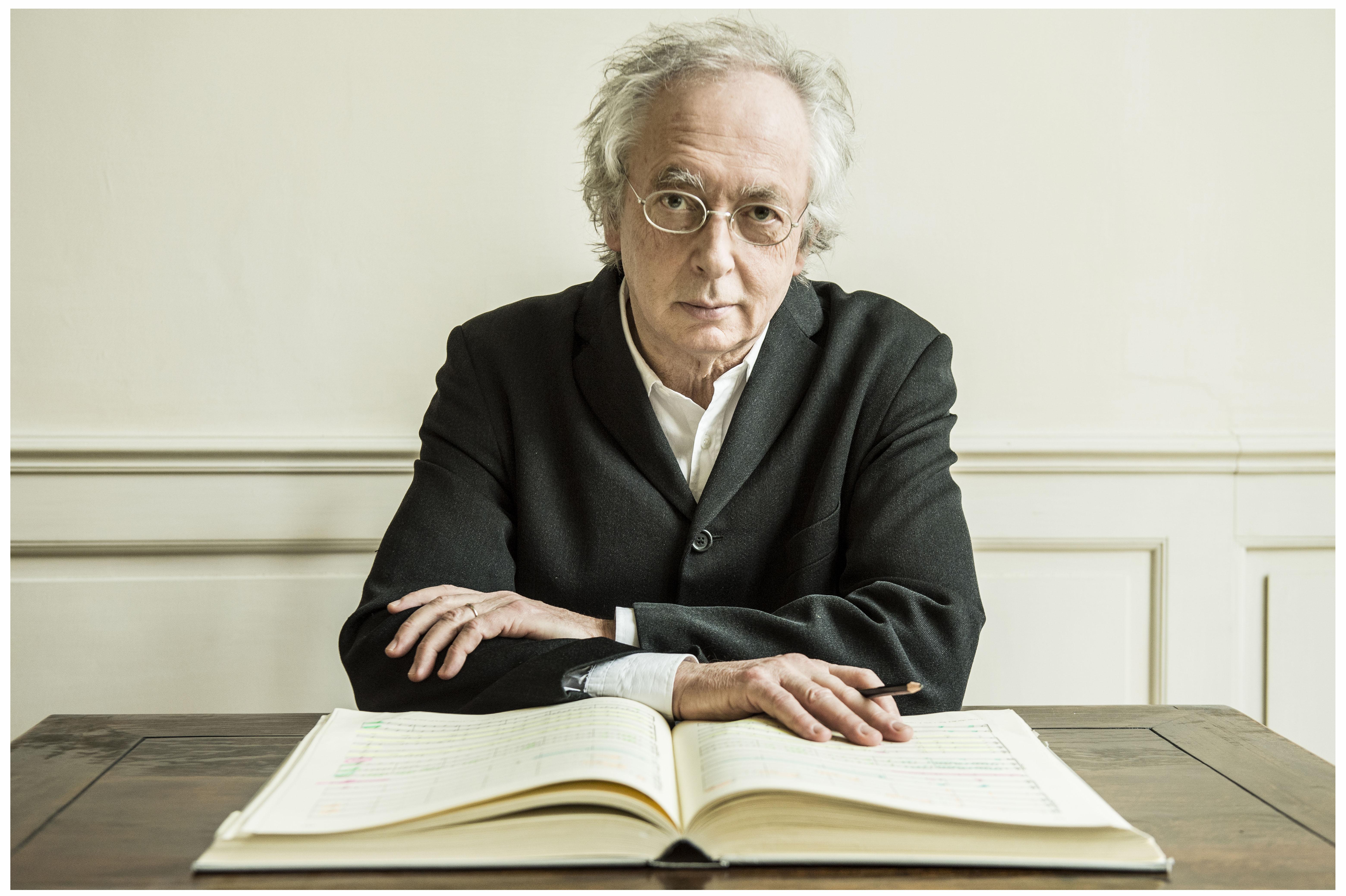 El director Philippe Herreweghe.