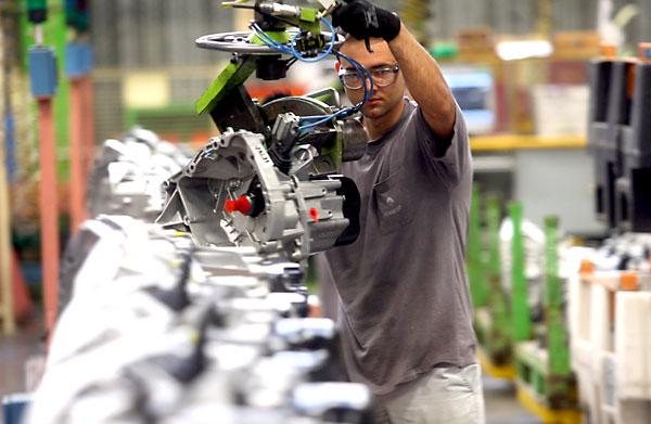 La Industria será el sector más dinámico en Andalucía en 2015. / Antonio Acedo