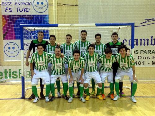 Real Betis FSN B-La Puebla de los Infantes FSN 1