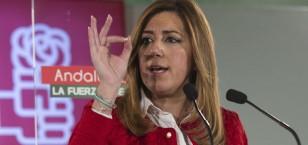 SUSANA DÍAZ INTERVIENE EN UN ACTO PÚBLICO CON CANDIDATOS Y CANDIDATAS A LAS ELECCIONES MUNICIPALES