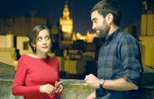 María León y Jon Plazaola. / Antena3