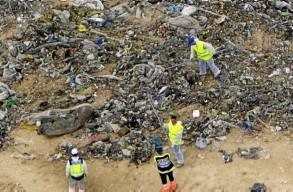 Sevilla,23-03-09: Busqueda del cuerpo de Marta en el vertewdero de Mo