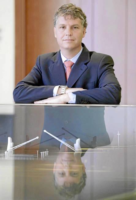 ANGEL PULIDO - DIRECTOR DEL PUERTO DE SEVILLA