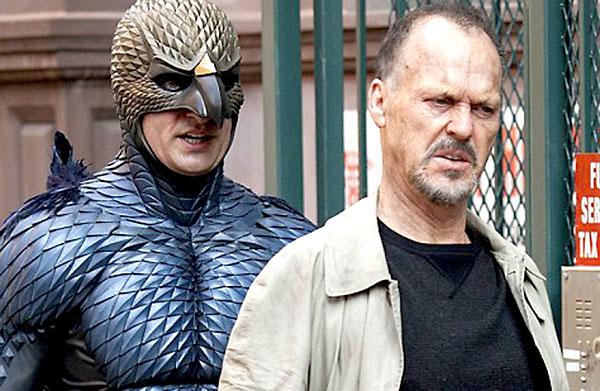 Una secuencia de Birdman, con Michael Keaton. / El Correo