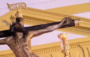 Cristo del Museo. / Victoria Hidalgo