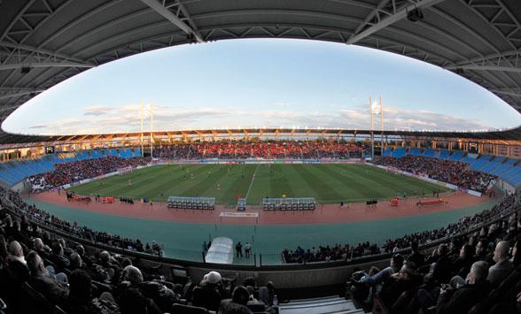 estadio Juegos Mediterraneo_EFE