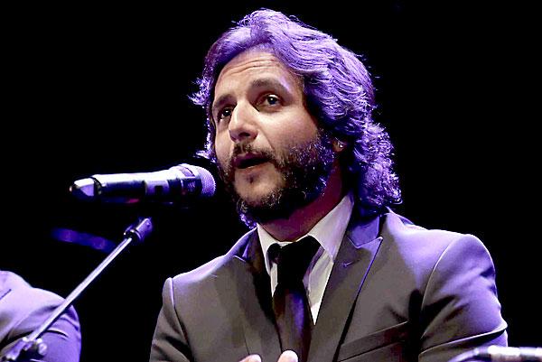 El cantaor chiclanero Antonio Reyes. / José Luis Montero
