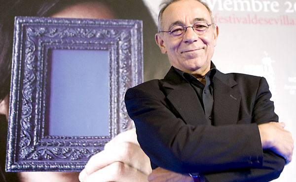 El actor José Luis Gómez. / EFE