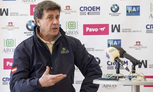 IV WINTER CUP DEL CLUB AROS DE MOLINA DE SEGURA