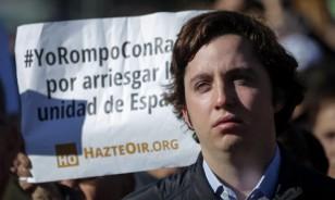 LA AVT PROTESTA POR LAS PROMESAS INCUMPLIDAS DEL GOBIERNO A LAS VÍCTIMAS