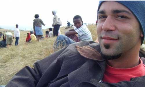 Pedro, de 36 años, en una foto de archivo facilitada por su familia.