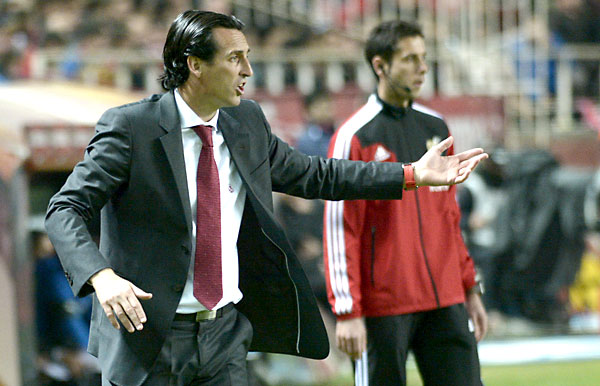 Sevilla FC - Espanyol. / Foto: Manuel Gómez