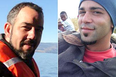Javier y Pedro Luis García-Mauricio. / El Correo