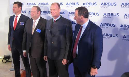 Presentación de resultados de Airbus Group