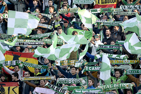 Real Betis - Ponferradina. / Foto: Manuel Gómez