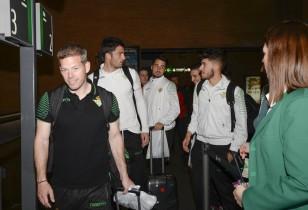 Sevilla 28-2-2015 Salida Real Betis (Santa justa)Adan