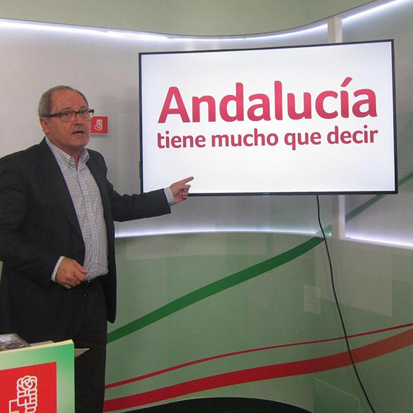 Juan Cornejo, este lunes